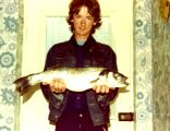 Andy with Bass